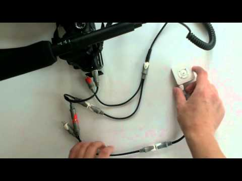 Wire your DSLR for Audio AGC Hack by Chung Dha