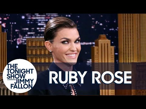 Ruby Rose Gets Emotional About Being Cast as Batwoman - يوتيوبات