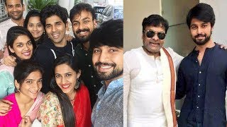 Chiranjeevi Family Sankranthi Celebration Photos | Tollywood News - RAJSHRITELUGU