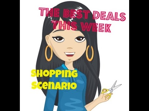 CVS HOT DEAL &  Shopping Scenario How to Shop with Coupons 8/31/14 to 9/6/14