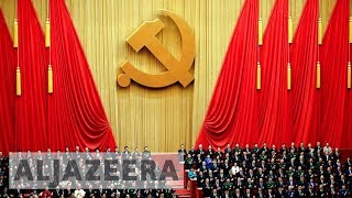 China's Xi vows to continue anti-corruption crusade - ALJAZEERAENGLISH