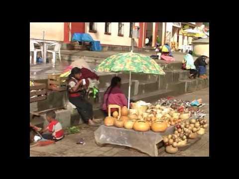 San Juan Chamula -wioska Indiańska w Meksyku