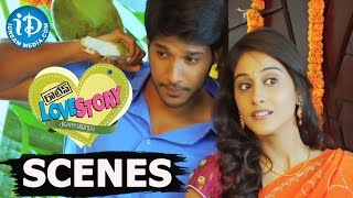 Routine Love Story Movie Scenes || Regina Cassandra Romantic Scene at Sundeep Kishan House - IDREAMMOVIES