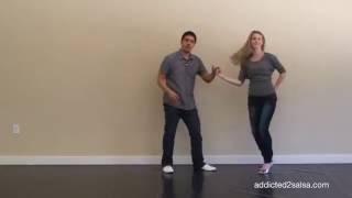 Cola Spin Salsa Dance Move - National Dance Day 2012