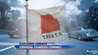 Takata Industries, Maker of Defective Airbags, Subject of Preliminary Criminal Investigation - ABCNEWS