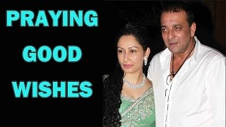 Manyata Dutt's prayers for Sanjay Dutt | Bollywood News