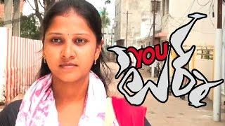 You Turn | New Telugu Short Film 2016 | by Venkat Namana - YOUTUBE