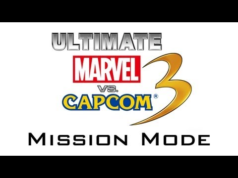 Ultimate Marvel vs Capcom 3 Missions - Wolverine