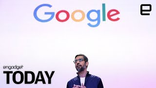 Google fined $5.04 billion for forcing apps onto Android phones | Engadget Today - ENGADGET
