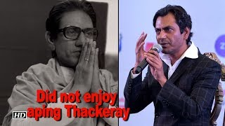 Did not enjoy aping Thackeray: Nawazuddin - BOLLYWOODCOUNTRY