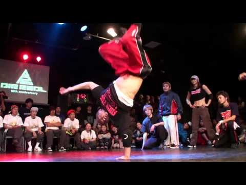 Bboy tricks & combos 2010 trailer