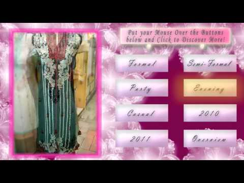 Indian Suits Online & Pakistani Fashion (Designer) Dresses in 2010
