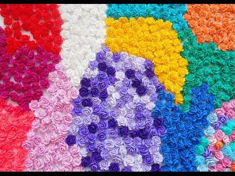 Секреты лепки мелких роз из полимерной глины