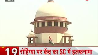 News 100: Rohingya Muslims carrying valid travel certificate to be given entry, Centre to SC - ZEENEWS