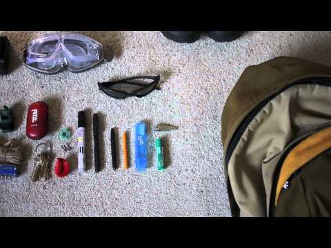 Packing my Backpack: Everything I Live With