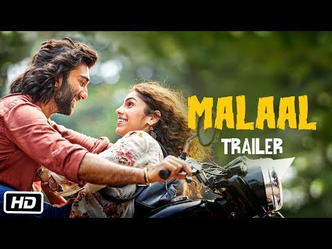 <p><span>Presenting the official trailer of the upcoming movie Malaal. The movie is the story of Shiva and Astha, two very different people from contrasting backgrounds who experience the innocence of love.</span></p>