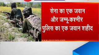 3 militants killed in an encounter at Tral area in Pulwama - ZEENEWS