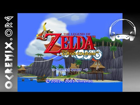 OCR01124: Legend of Zelda: Wind Waker 'Pirates of Dragon Roost Isle' OC ReMix [Dragon Roost Island]