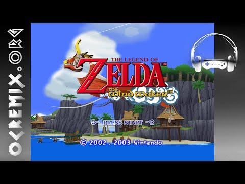 OCR01124: Legend of Zelda: Wind Waker 'Pirates of Dragon Roost Isle' OC ReMix [Dragon Roost Island]