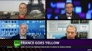 CrossTalk: France Goes Yellow - RUSSIATODAY