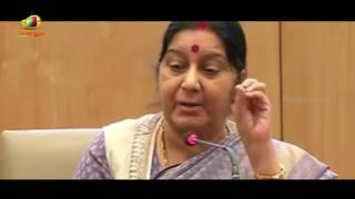 Passports will now be in both English and Hindi, Says Sushma Swaraj | Mango News - MANGONEWS