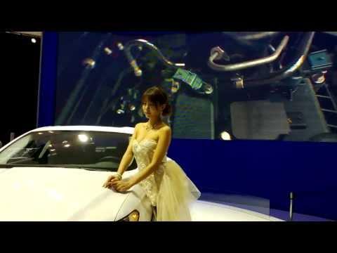 Seoul Motor Show 2013 Heo Yoon Mi