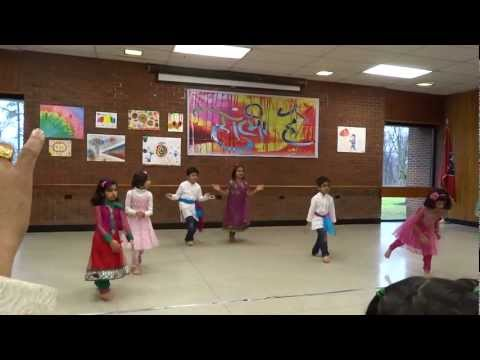 UP Holi Dance (2013) - Yash, Radhika, Jiya, Jas, Sachi, Manya, Kunika, Mahika & Anusha