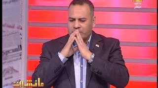 فيديو..القرموطي يحتفل بعيد الشهيد بالنصب التذكاري