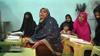 Karachi School Opens Classrooms for Illiterate Women of All Ages - VOAVIDEO