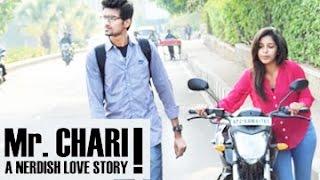 Mr. Chari    A Nerdish Love Story    By Abhinay Dasu & Rahul Bharadwaj - YOUTUBE
