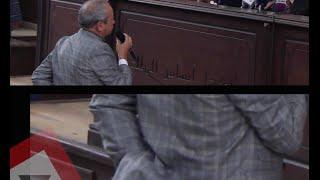 اتفرج | حالة من «الهرش» تهاجم ساويرس أمام قاضي خلية الماريوت
