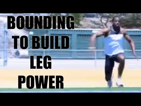 Track & Field Tips: Bounding with Willie Banks