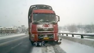 Man survivies being dragged under truck - CNN