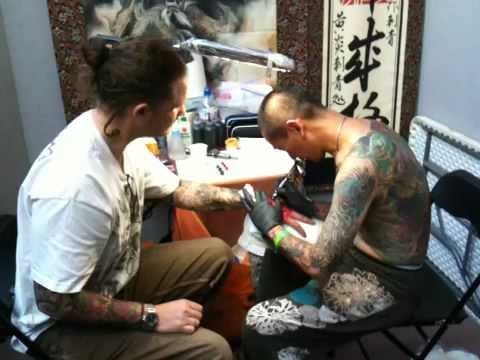 Shige Tattoo London 2009 0:20