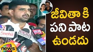 Congress Leader Kaushik Reddy Responds On Jeevitha Rajashekar Allegations | Latest Political News - MANGONEWS
