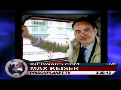 Max Keiser: Soros's MF Global Bank Heist Via JP Morgan