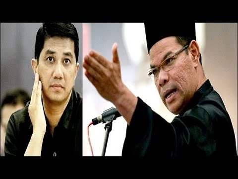 PKR parti Melayu: 'Pertarungan idea' Azmin, Saifuddin