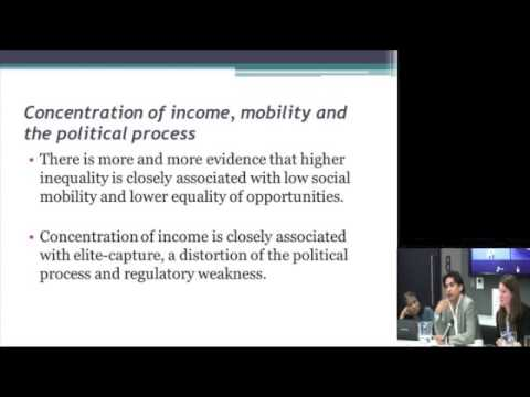 Ricardo Fuentes-Nieva -- Oxfam, How should inequality feature in a post-2015 agreement?