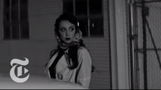 'A Girl Walks Home Alone at Night'   Anatomy of a Scene   The New York Times - THENEWYORKTIMES