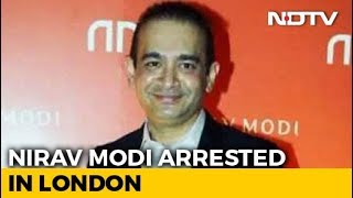 Nirav Modi Arrested In London, To Be Produced In Court Shortly - NDTV