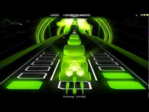 Audiosurf: Pure Energy - Is All Right