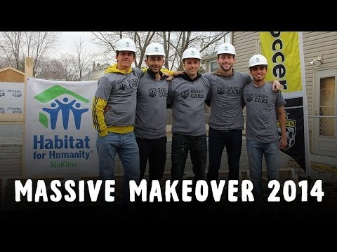 Dare to Care: Massive Makeover 2014