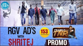 Next In Frankly With TNR #153 - Exclusive Interview - Promo || Talking Movies With iDream - IDREAMMOVIES