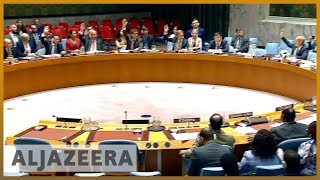 🇸🇸 UN Security Council imposes arms embargo on South Sudan | Al Jazeera English - ALJAZEERAENGLISH