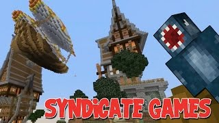 watch the youtube video Minecraft - Syndicate Games - 1v1 Me Bro!