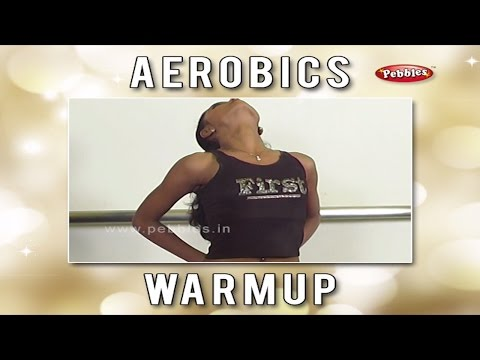 Aerobics Workout For Weight Loss   Aerobics Warump Routine   Aerobics Exercise Step By Step Beginner