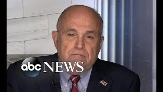 Giuliani extends timeline for the Trump Tower Moscow talks - ABCNEWS