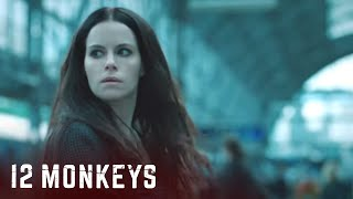 12 MONKEYS | Season 4, Episode 2: Detours | SYFY - SYFY
