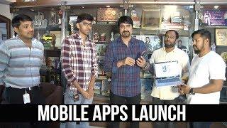Actor Srikanth Launch His Official App | TFPC - TFPC