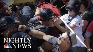 Man Who Drove Into Charlottesville Crowd Found Guilty Of First-Degree Murder | NBC Nightly News - NBCNEWS